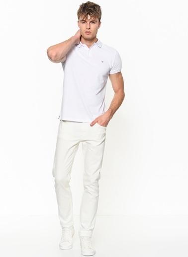 Wrangler Tişört Beyaz